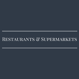 Restaurants & Supermarket