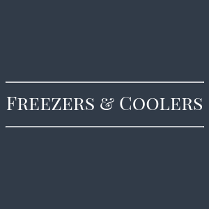 Freezers and coolers